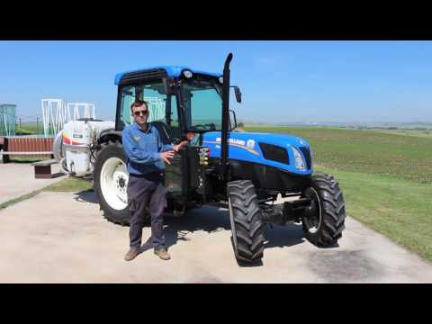 New Holland T4 F/N/V Review
