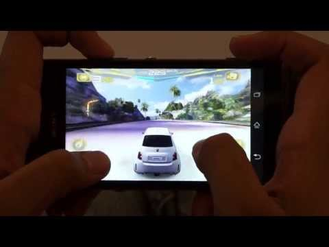 Sony Xperia SP Gaming Review - iGyaan