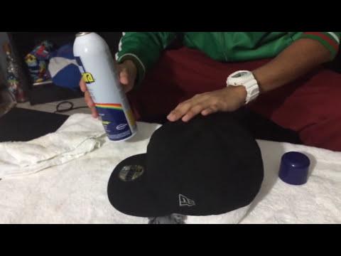 Tutorial- Como lavar tus gorras