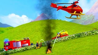 Fireman Sam Full Episodes | Best of Sam the Firefighter! 🚒 🔥 New Episodes | Cartoons for Children