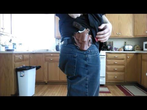 DeSantis Ruger SP101 Belt Holster Review