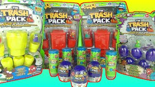 Ultimate Trash Pack Surprise Opening with Series 4, 5, 6 & 7 Blind Packs Ultra Rare & Specials