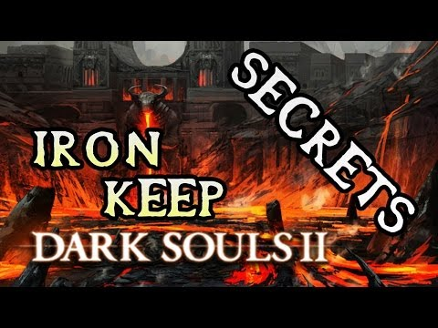 Dark Souls 2 Secrets: IRON KEEP!
