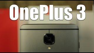 OnePlus 3 -- 1-й ДЕНЬ ИСПОЛЬЗОВАНИЯ