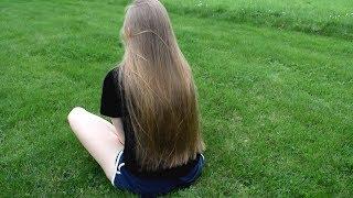 Long hair ❤ Sister ❤ Cutting Hair + Hair wash Fail