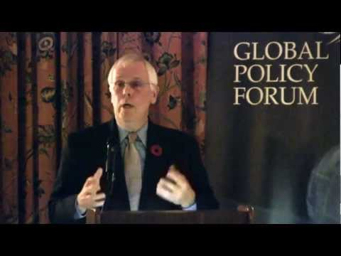 Global Policy Forum Series: