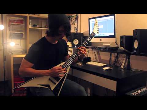August Burns Red - Fault Line (Guitar cover) HD
