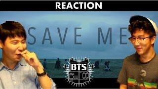 Download Lagu [ENG] BTS - SAVE ME M/V KOREAN DUDES REACTION Gratis STAFABAND
