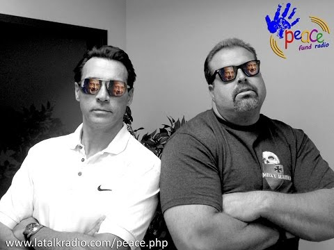 July 9 2014 PEACE Fund Radio with Adrian Paul & Ethan Dettenmaier