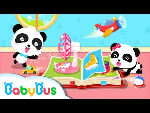 Baby Panda's Animated Stickers APK Cover