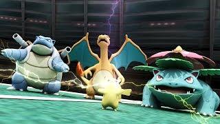Pacman vs Pokemon - Pokemon let's go Pikachu