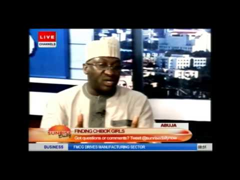 Jonathan's Meeting With Parents Of Abducted Girls 'Never Too Late' - Omeri PT4