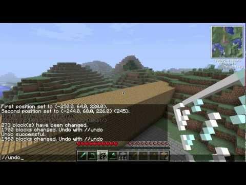 Minecraft Commands Copy Paste Building