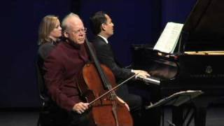 Lynn Harrell  - Rachmaninov: Sonata in G Minor, Op. 19 - movement 3