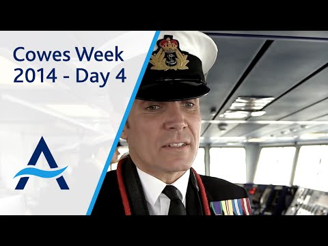 Cowes Week 2014 - Day 4 Highlights
