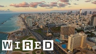 Holy Land: The Innovation Hubs of Tel Aviv & Ramallah (Part 2/5) | Future Cities | WIRED