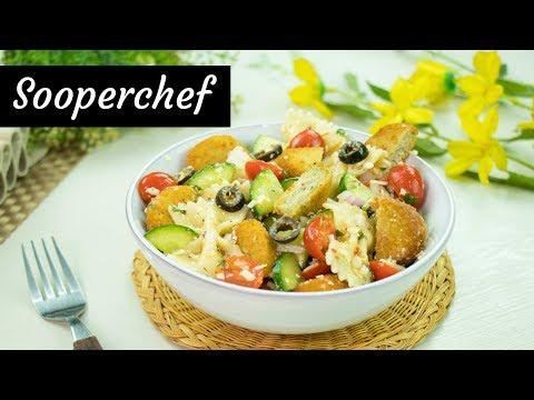 Italian Pasta Salad Recipe By SooperChef