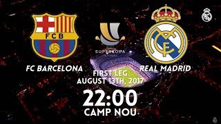 Barcelona vs Real Madrid | SPANISH SUPER CUP PREVIEW