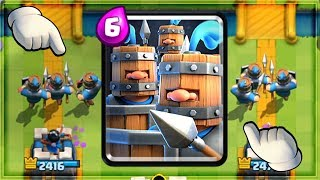 Clash Royale - ROYAL RECRUITS! All New Card Info