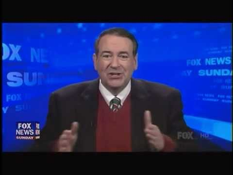 Mike Huckabee: Ron Paul Can't Win, Obama Is Decent Patriotic American (LOL)