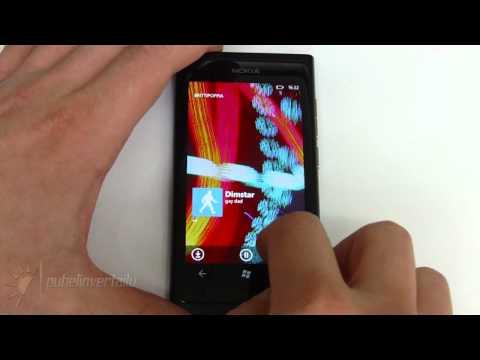 Nokia Lumia 800 - Muut sovellukset