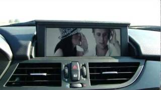 "BMW Z4 sDrive 35is (E89) Hi-Fi Professional & DVD Player - Armin van Buuren ""In & Out of Love"""