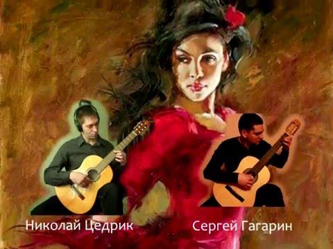 Николай Цедрик,  Сергей Гагарин - Прелюд М. Каркасси и О.Киселев