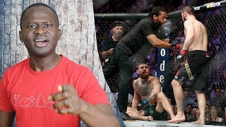 My Big Problem With Conor McGregor vs Khabib UFC 229