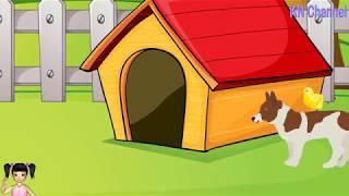 Thơ Nguyễn - Đồ chơi giải quyết mâu thuẫn cho các bạn động vật thân yêu