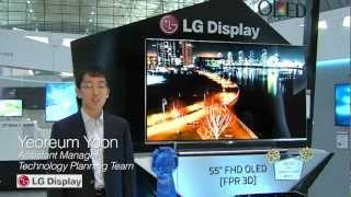 LG Display at SID Display Week 2012