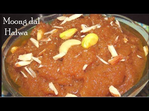 పెసరపప్పుతో ఇలా హల్వా చేసి తినండి చాలా కమ్మగా ఉంటుంది-Moong dal Halwa in Telugu-PesaraPappu Recipes