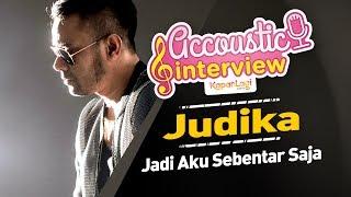 download lagu Judika - Jadi Aku Sebentar Saja Accoustic Interview Part gratis