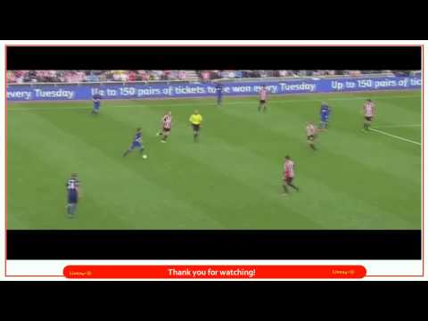 Juan Mata vs Sunderland (Away) ● Individual Highlights ● 24/08/2014 (HD)