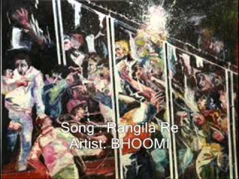 Rangila Re by BHOOMI