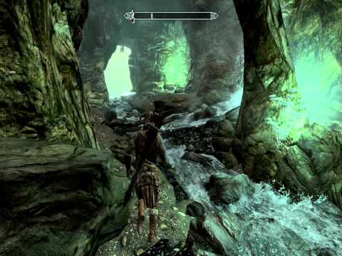 Elder Scrolls V - Skyrim ( Razor1911 ) Pc Gameplay.