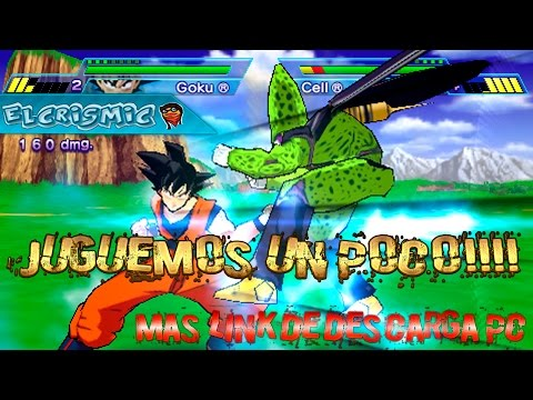 Dragon Ball Z Shin Budokai 2 *Game Play PC* +link ElCrisMic
