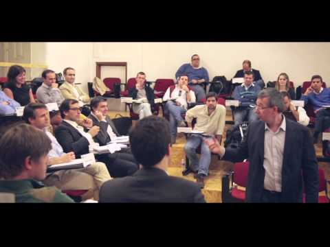 The Art of Selling Yourself - The Lisbon MBA Part Time Leadership Stream