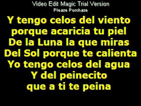 GITANA - Willie Colon (LETRA) #1