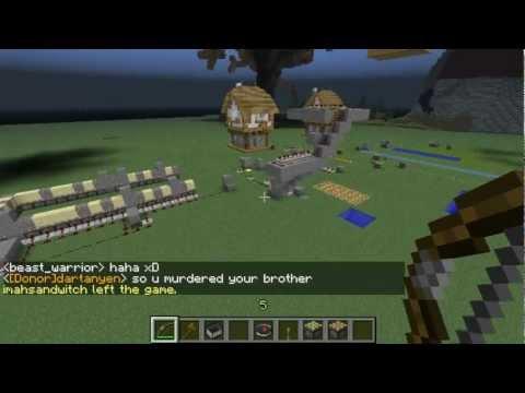 Minecraft Bukkit Plugins - MorePhysics Review
