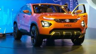 2018 Moto Expo Tata Motors futures car