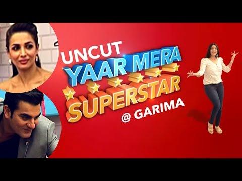 Malaika Arora Khan & Arbaaz Khan on zoom Yaar Mera Superstar | Full Episode | EXCLUSIVE