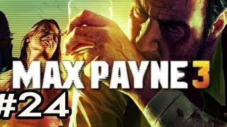 Max Payne 3 Walkthrough w/Nova Ep.24 - PAYNE ON A BOAT