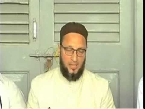 SITUATION TENSED IN CHARMINAR HYD 11 NOV 2012 MIM MLA'S ARRESTED - OCN NEWS