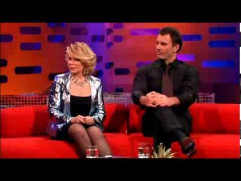 Graham Norton Show 2007-S1xE3 Joan Rivers, Julian McMahon-part 1