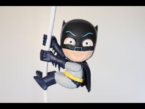 Batman 1966 TV series NECA Scaler review