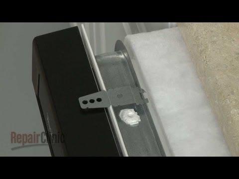 Mounting Bracket Replacement (part #8269145) - Whirlpool Dishwasher Repair