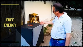 FREE ENERGY %100 SELF ENERGY TURKEY ANTALYA