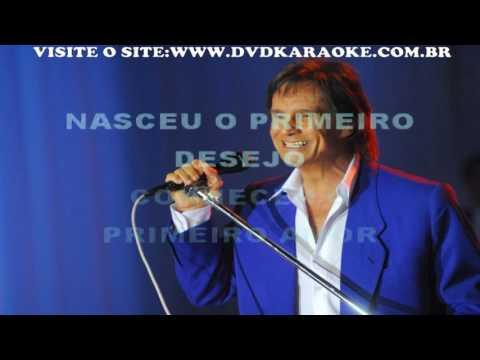 Roberto Carlos   A Menina E O Poeta