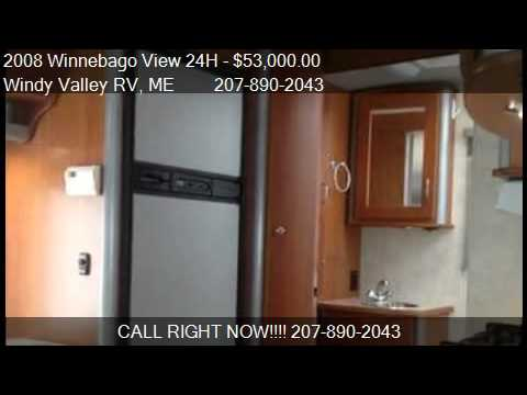 2008 Winnebago View 24H  - for sale in Waterford, ME 04088
