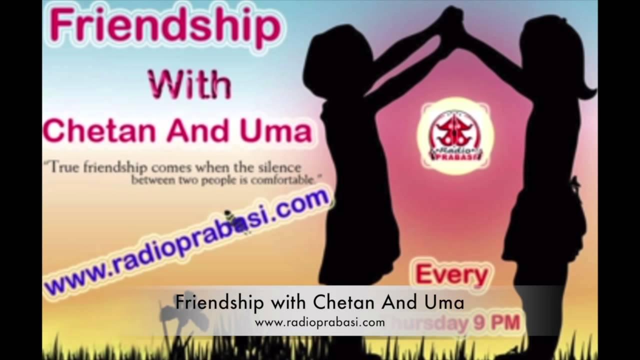 Uma Radio With Chetan And Uma(radio
